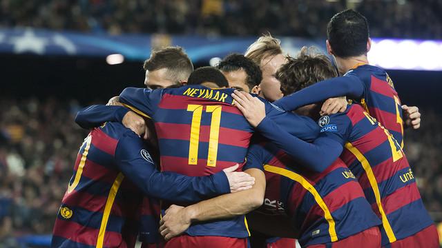 Match Report: FC Barcelona vs AS Roma