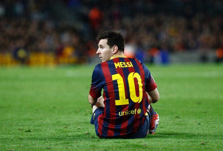 Messi warned: Don't risk Clasico comeback