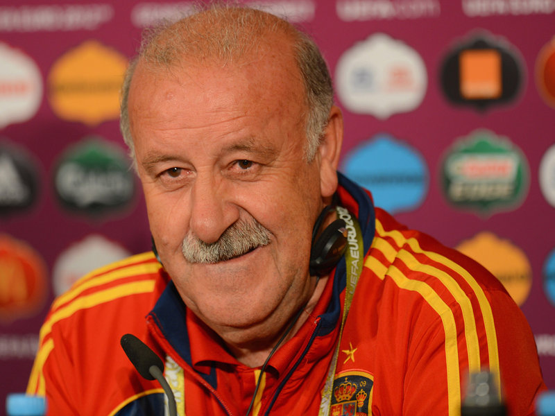 Del Bosque: Spain tried to change Lionel Messi's nationality