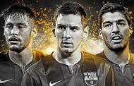 How Messi Helped Suarez & Neymar