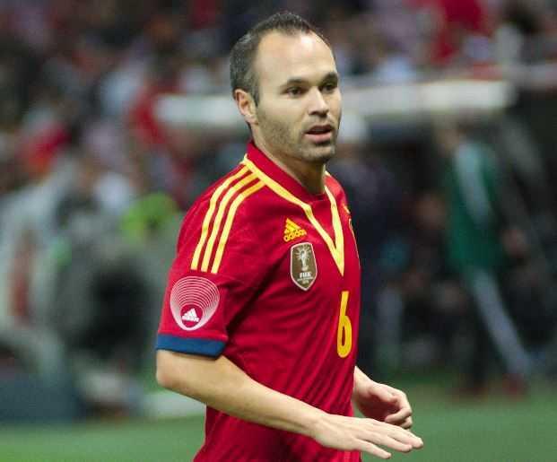 Five Barcelona stars in Spain squad vs England