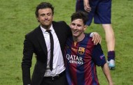 Enrique speaks about Messi's chances to play in El Clasico