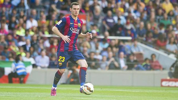 Vermaelen is in a good condition