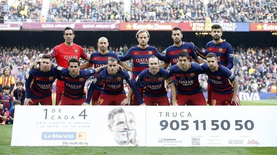 Match post-view Barcelona vs Deportivo La Coruna