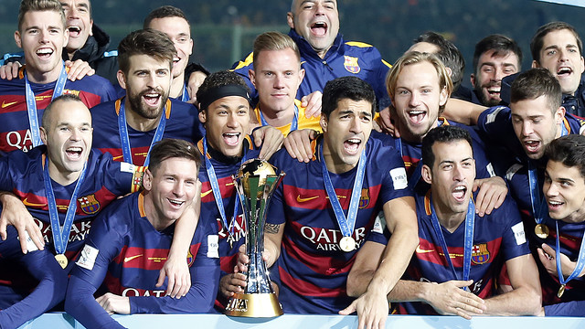 Barca have the most international titles