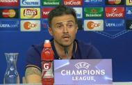 Enrique conference after Leverkusen game