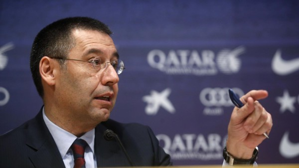 President Bartomeu interview