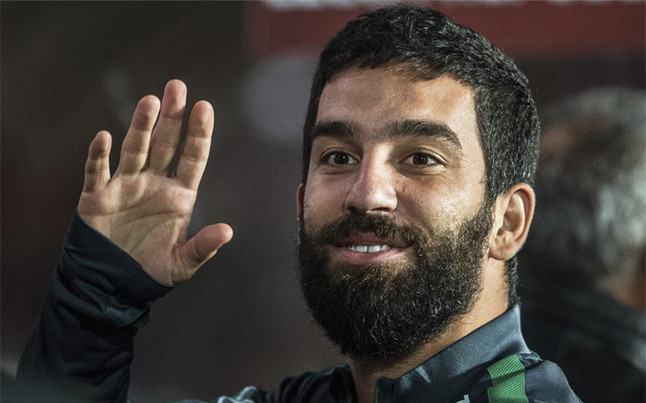 Turan was on Manchester United radar