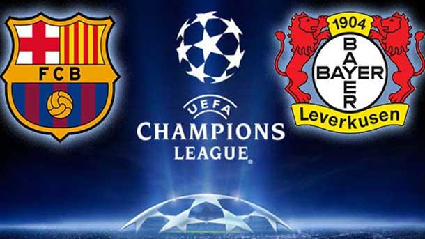 Match preview: Bayer Leverkusen vs Barcelona