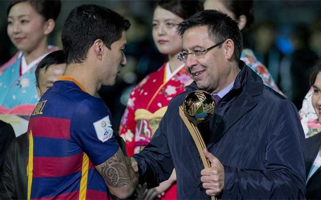 Bartomeu: Barcelona is dominating