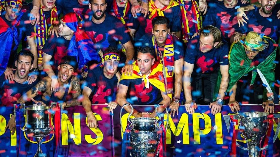 5 reasons why Barça will win La Liga Campions