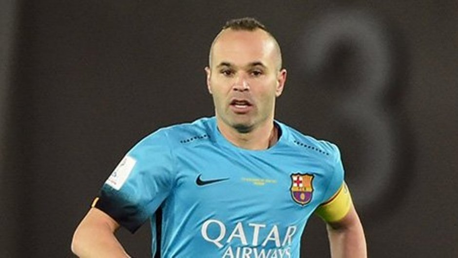 Iniesta: Messi is doing better