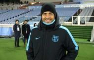 Luis Enrique: conference against River Plate