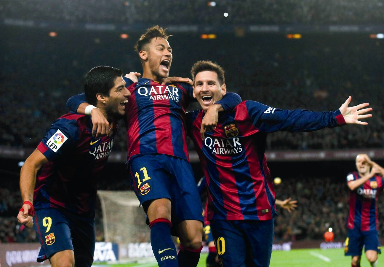 Barcelona wants to lock-down the trident