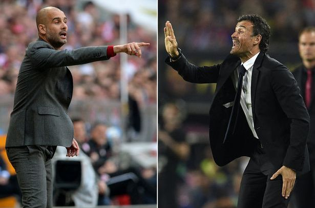 Luis Enrique, to follow the example of Guardiola in 2009