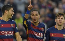 Barca trident worth 489 million euros