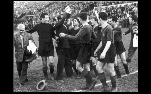 Image result for barcelona fc 1940