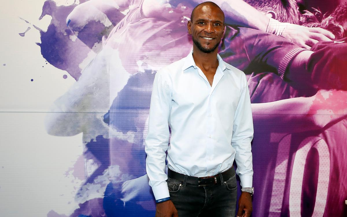 Abidal is thorough in his analysis of his first months in his new job