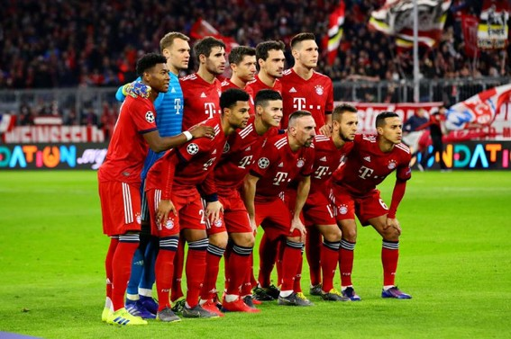 Nos notes pour Bayern – Liverpool
