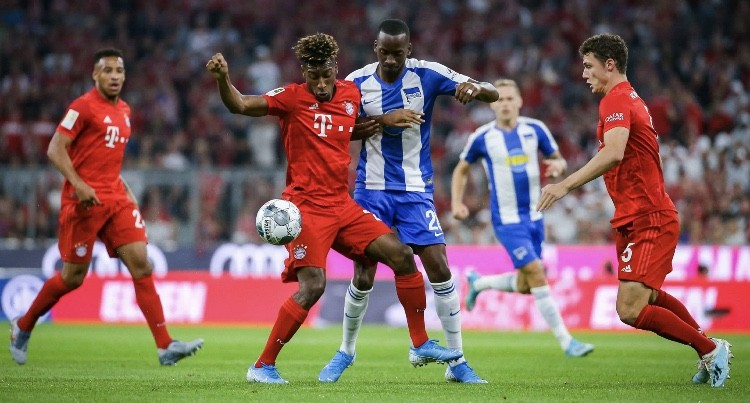 Le debrief du match Bayern – Hertha Berlin