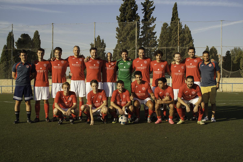 FC Británico de Madrid Bunwer Team 2016-2017