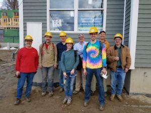 habitat work crew