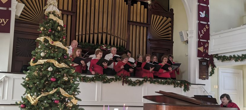 Christmas Cantata: Carols from Many Lands