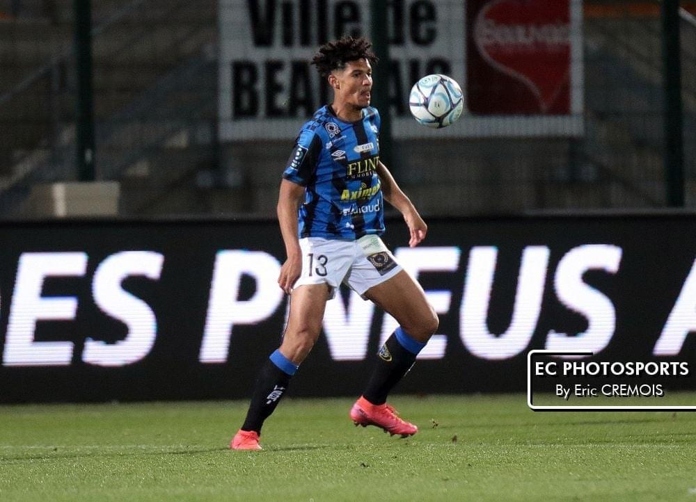 Florian David quitte le FC Chambly Oise pour Rodez !