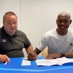 Tony LESUEUR signe son premier contrat pro !