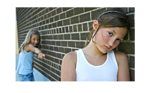 Girls Bullying Others