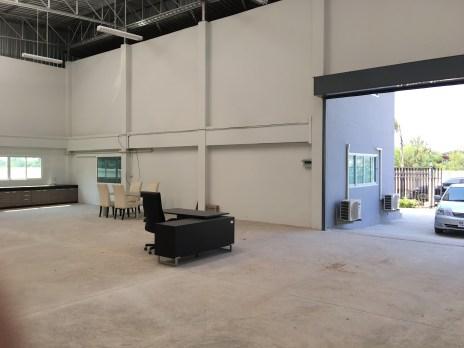 พื้นที่ โรงงาน - โกดัง ขนาด 192 ตารางเมตร