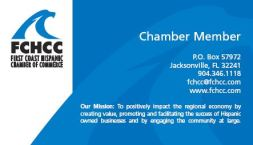 FCHCC membership card