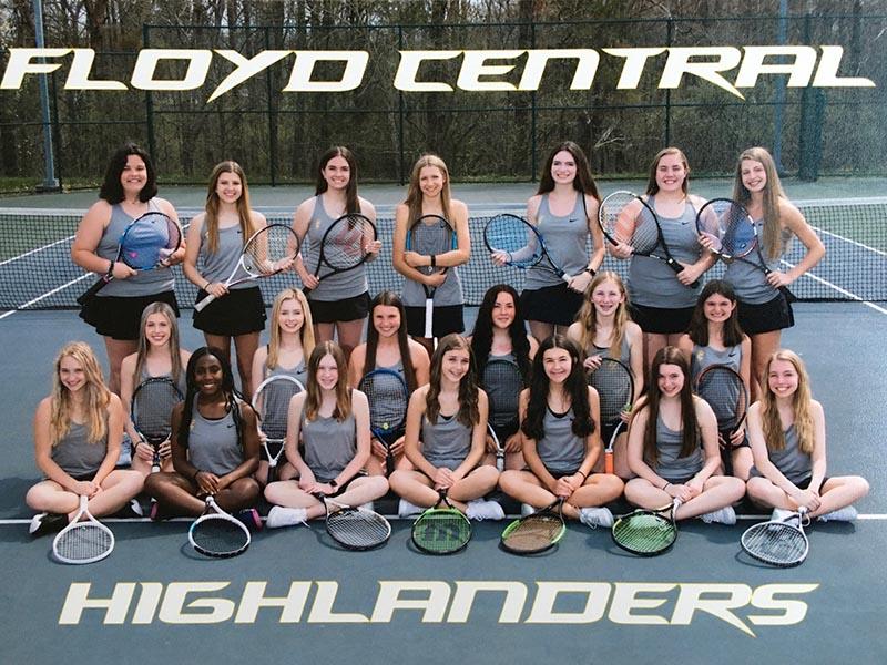 FCHS Girls Tennis