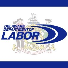 delaware department of labor main logo