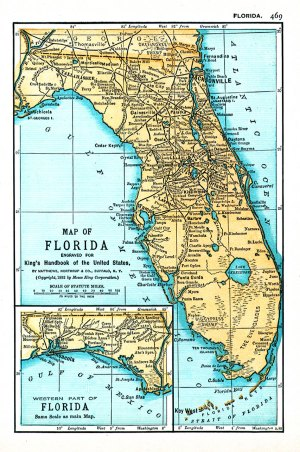 Florida Map View | Wiring Library