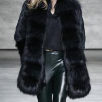 Mercedes-Benz Fashion Week: Georgine - Autumn Winter 2014