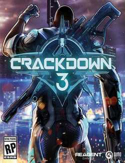 Crackdown 3 Crack PC Download Torrent CPY