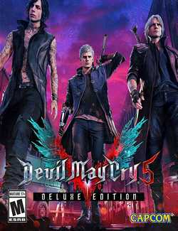 Devil May Cry 5 Crack PC Download Torrent CPY
