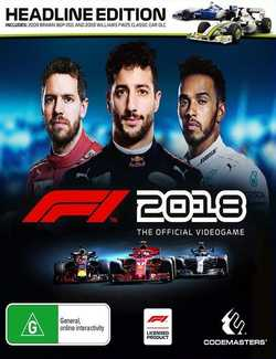 F1 2018 CPY Crack PC Download Torrent