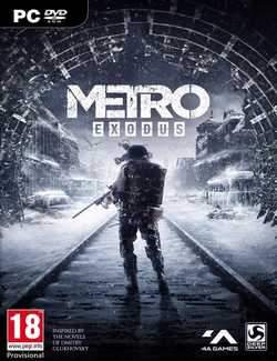 Metro Exodus Crack PC Download Torrent CPY