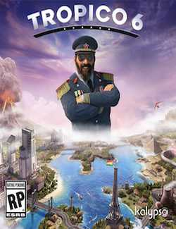 Tropico 6 Crack PC Download Torrent CPY