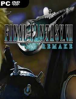 Final Fantasy VII Remake Crack PC Download Torrent CPY