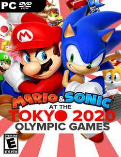 Mario & Sonic at the Olympic Games Tokyo 2020 Crack PC Download Torrent CPY