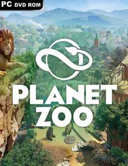 Planet Zoo Crack PC Download Torrent CPY