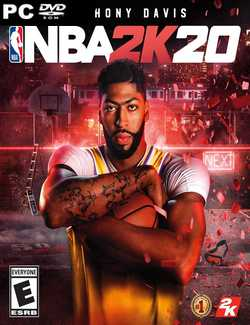 NBA 2K20 Crack PC Download Torrent CPY
