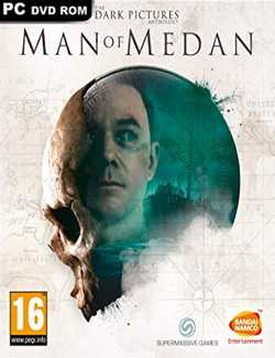 The Dark Pictures Anthology Man of Medan Crack PC Download Torrent CPY