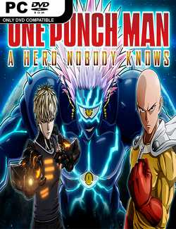 One Punch Man A Hero Nobody Knows Crack PC Download Torrent CPY