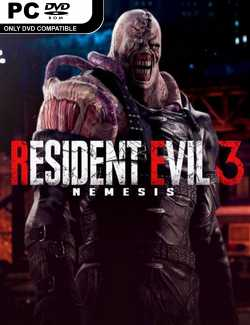 Resident Evil 3 Crack PC Download Torrent CPY