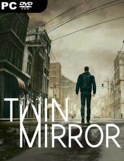 Twin Mirror Crack PC Download Torrent CPY
