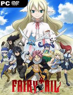 Fairy Tail Crack PC Download Torrent CPY